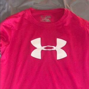 Youth under armor long sleeve!!
